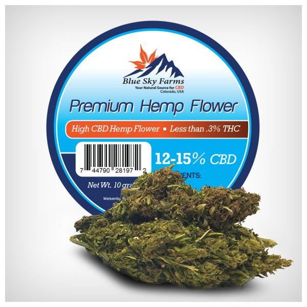 Premium Hemp Flower 10g