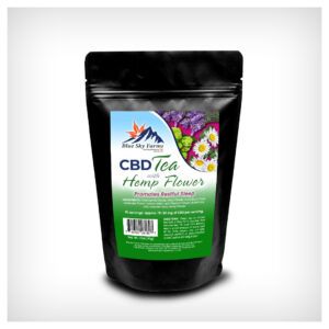Relaxation & Restful Sleep CBD Herbal Tea