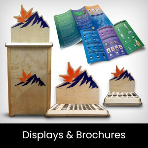 Displays & Brochures