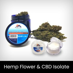 Hemp Flower & CBD Isolate