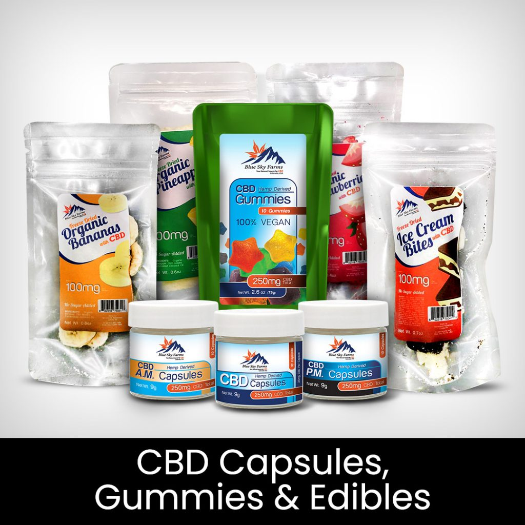 Wholesale Hemp Cannabidiol Oil | CBD | Blue Sky Farms