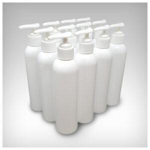 Hemp Derived CBD Pain Cream ~ 12 White Label 8 oz. Bottles