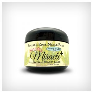 Aunt Di's Miracle Salve w/ 250mg CBD – 1oz.