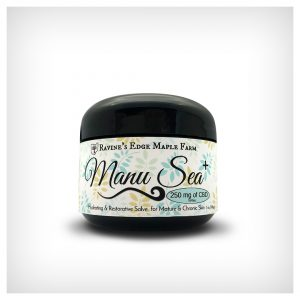 Manu Sea Hydrating & Restorative 250mg CBD Salve
