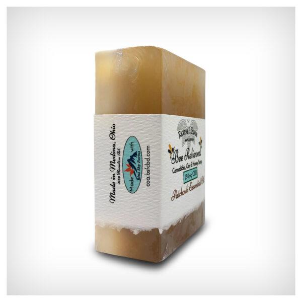 ravines-edge-maple-farm-cbd-patchouli-soap-side-3-2020