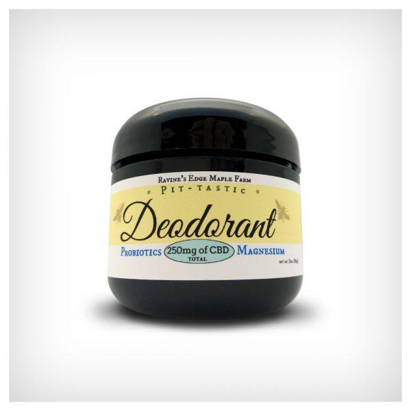 Pit-Tastic Deodorant ~ 250mg CBD